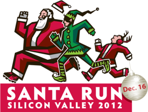 logo-santa-run-2012
