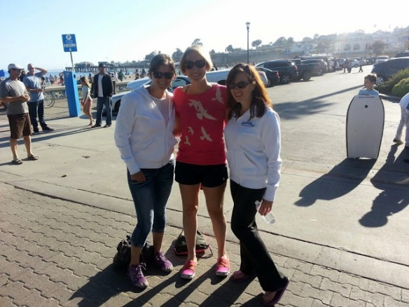 Me, Paulette & Alisyn after Saturday's Exp (Photo cred: Alisyn)
