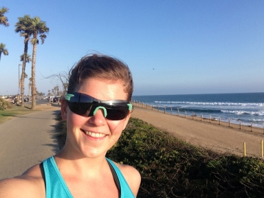 Run on Huntington Beach