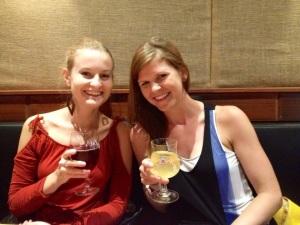 Drinks w/ PhD friends