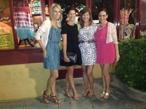 The fancy ladies
