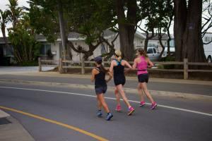 Synchronized running